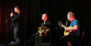Sylvain Barou Fred Guichen Donal Lunny